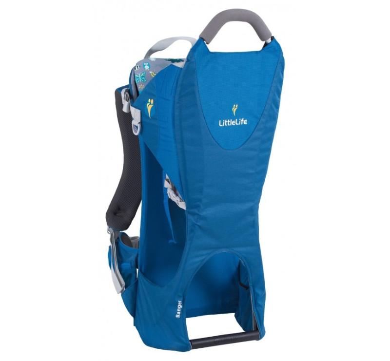 Nosidełko turystyczne LittleLife - Ranger S2 - Blue/Niebieskie