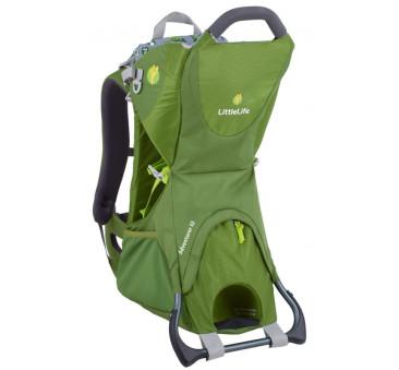 Nosidełko turystyczne LittleLife - Adventurer S2 - Green/Zielone