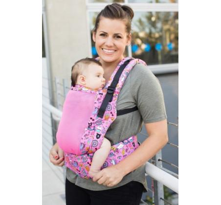 Baby Tula - Coast Stickers - nosidełko ergonomiczne rozmiar standard/baby