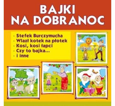 Audiobook - Bajki na Dobranoc - Literat