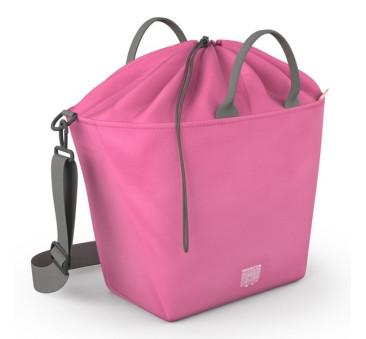 Greentom - Shopping Bag - Torba zakupowa do wózka - różowa