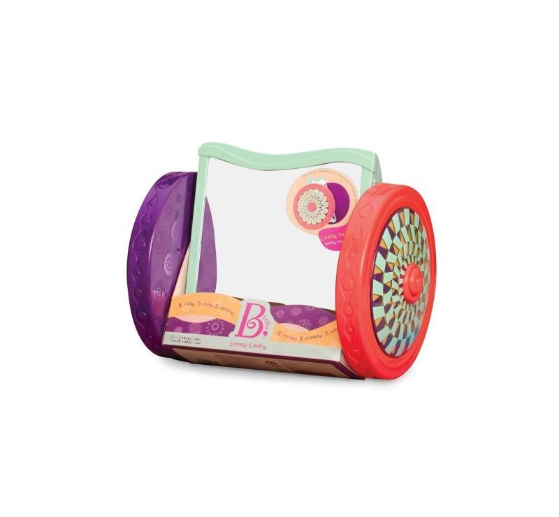 Lustro na kółkach dla niemowląt - Looky-Looky - Btoys