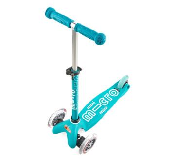 Mini Micro Deluxe - Aqua - Błękit Oceanu - Micro