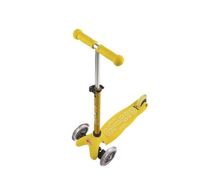 Mini Micro Deluxe - Yellow/Żółta - Micro