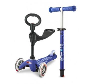 Hulajnoga Mini Micro 3in1 Deluxe - Blue/Niebieska - Micro