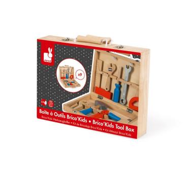 Walizka z narzędziami Brico 'Kids - Janod