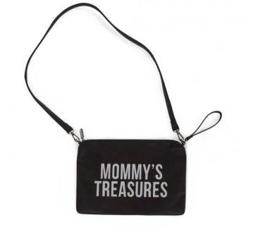 Saszetka Mommys Treasures - czarna - Childhome