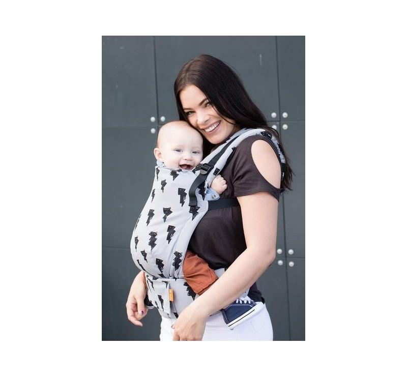 BOLT - regulowane nosidełko ergonomiczne - tula free-to-grow
