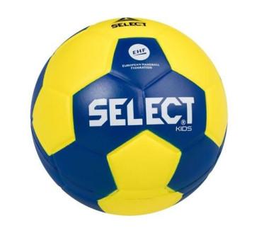 WYPRZEDAŻ Select piłka ręczna KIDS IV granatowo - żółta 47 CM