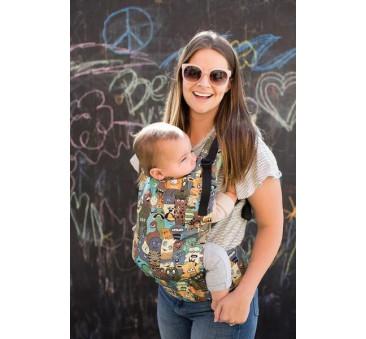Toddler Tula - Eye Spy - nosidełko ergonomiczne rozmiar toddler