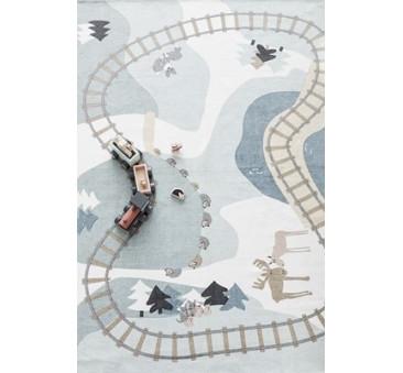 Kids Concept - Edvin - Dywan Las 130x170cm