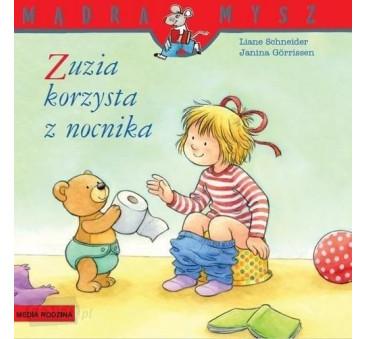 ZUZIA KORZYSTA Z NOCNIKA - Media Rodzina