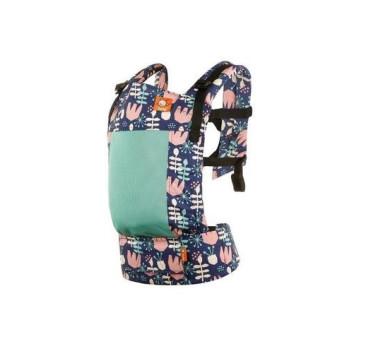 COAST TWILIGHT TULIP - regulowane nosidełko ergonomiczne - Tula free-to-grow FTG