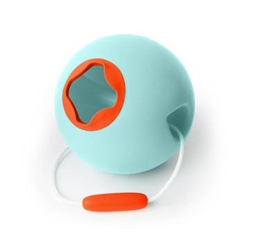Ballo Vintage Blue + Mighty Orange - Wiaderko Wielofunkcyjne - Quut