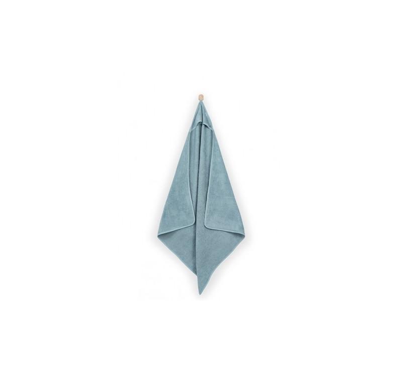 Duży Ręcznik Sweet Bunny - Chłodna Mięta - 100x100cm - Jollein