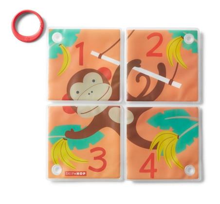 Puzzle do Kąpieli Zoo - Skip Hop