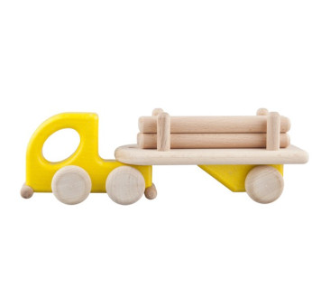 Mała Lorry Logs Yellow 6210Y