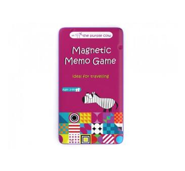 Memo - Podróżna gra magnetyczna The Purple Cow