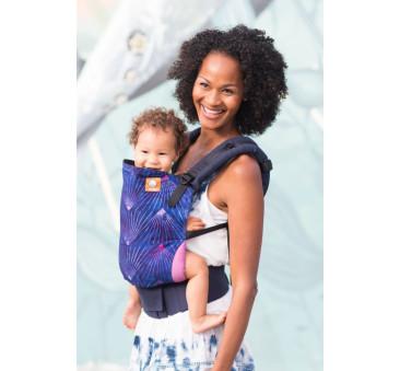 BABY TULA - nosidełko standardowe - wzór Lunabrite