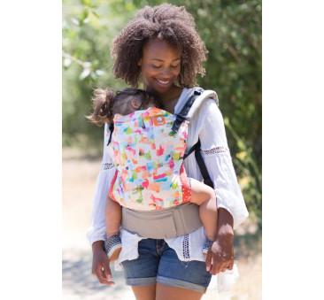 BABY TULA - nosidełko standardowe - wzór Aquarelle