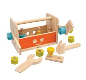 Skrzynka majsterkowicza - Plan Toys