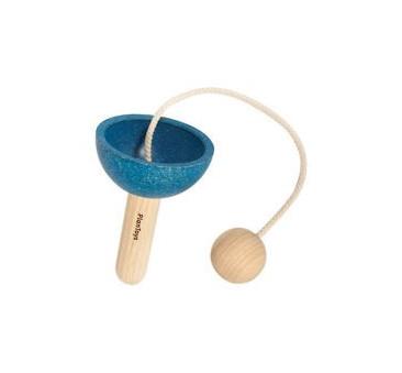 Złap piłeczkę - zabawka zręcznościowa - Plan Toys - Montessori