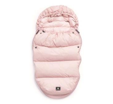 Śpiworek do wózka puchowy różówy - Elodie Details