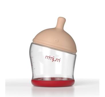 Butelka dla niemowląt 120 ml - MIMIJUMI