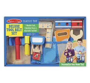 Pas z narzędziami dla majsterkowicza - Melissa & Doug - Montessori