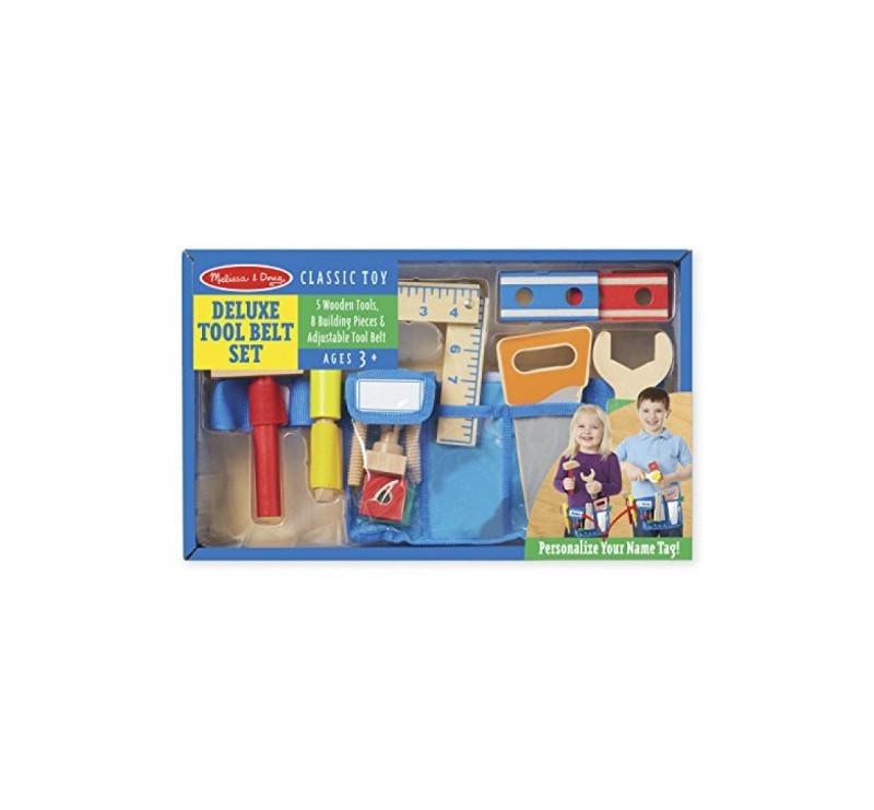 8d77af96ca57e7 Pas z narzędziami dla majsterkowicza - Melissa & Doug - Montessori