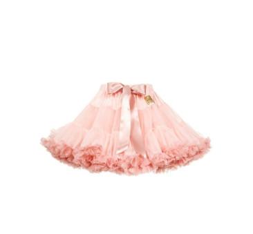 Spódniczka LaVashka - Wenecki Puder XS - 2-3 lata - Ekskluzywna Tiulowa Party Luxury Skirt