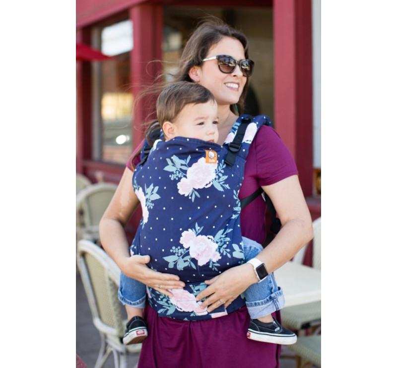 BABY TULA - nosidełko standardowe - wzór Blossom