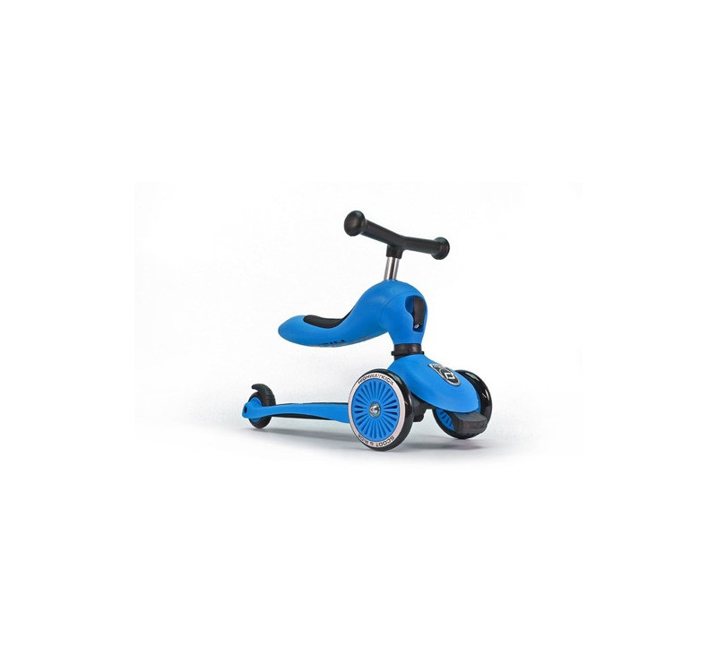 Highwaykick1 2w1 Jeździk i hulajnoga 1-5 lat - Blue - Scootandride
