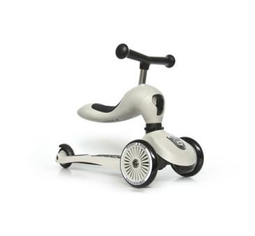 Ash - Highwaykick1 2w1 - Jeździk i hulajnoga 1-5 lat - Scootandride Scoot&Ride