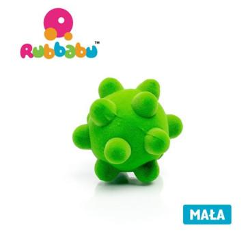 Mała sensoryczna piłka wirus - zielona - Rubbabu