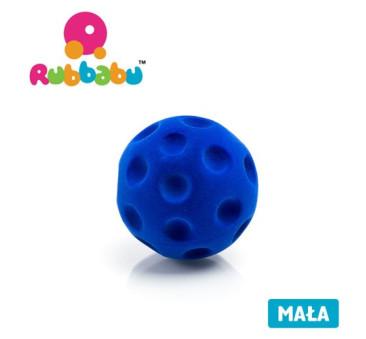Mała sensoryczna piłka golfowa - niebieska - Rubbabu