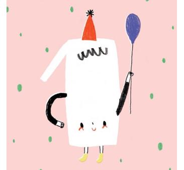 Kartka Urodzinowa - Happy Birthday 1 - Pieskot