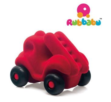 Wóz strażacki sensoryczny - czerwony - Rubbabu
