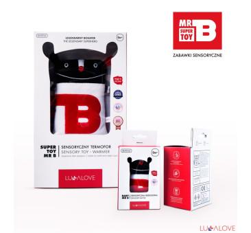 Super zabawka MRB etui - przytulanka termofor - LullaLove