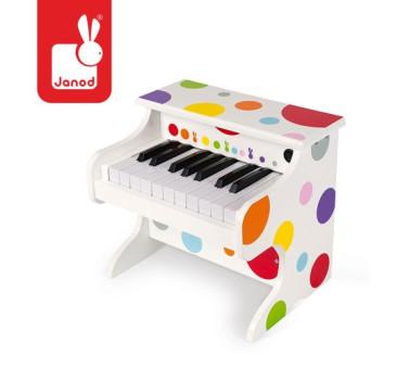 Elektroniczne pianino Confetti - Janod