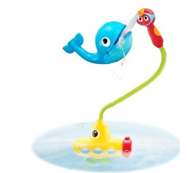 Yookidoo - Okręt Podwodny z Prysznicem Wieloryb