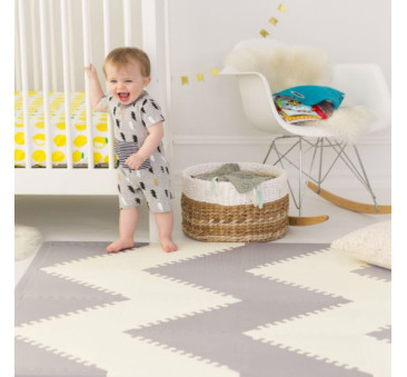 MATA SKIP HOP PLAYSPOT GREY/CREAM GEO