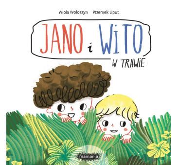 Jano i Wito w trawie - Mamania