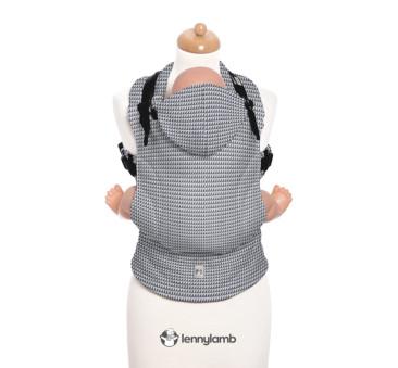 Moje drugie nosidełko ergonomiczne - SELENIT, splot tessera , Toddler size, Druga Generacja - LennyLamb