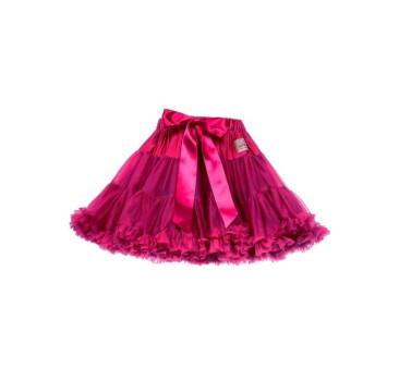 Spódniczka - Rubin XS - 2-3 lata LaVashka - Ekskluzywna Tiulowa Party Luxury Skirt