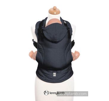 Moje drugie nosidełko ergonomiczne - ONYKS, splot tessera , Toddler size, Druga Generacja - LennyLamb