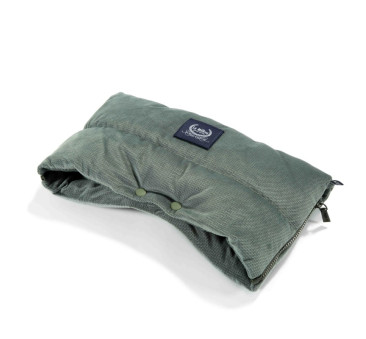 Mufka Premium - Khaki - Aspen Winterproof - La Millou - Velvet Collection