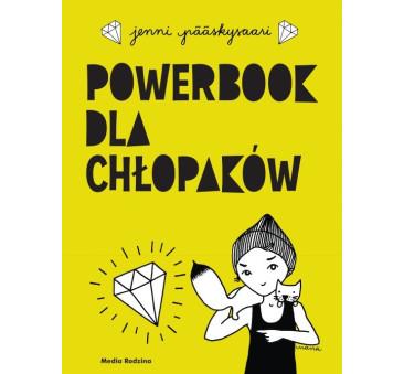 Powerbook dla Chłopaków - Jenni Pääskysaari - MEDIA RODZINA