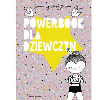 Powerbook dla Dziewczyn - Jenni Pääskysaari - MEDIA RODZINA