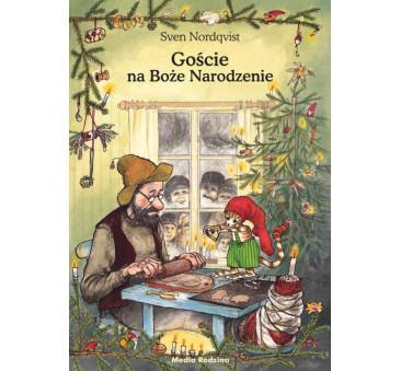 Goście na Boże Narodzenie - Sven Nordqvist - MEDIA RODZINA